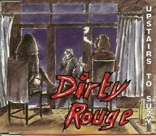 DIRTY ROUGE Upstairs to Suzy. MCD. S.T.G. Records ID 77001 rare German Hardrock
