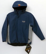 PEAK PERFORMANCE GORE TEX SKI JACKET KIDS 8/9 yrs WATERPROOF COAT SNOWBOARD