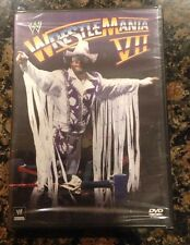 WWF - WrestleMania VII-7 (DVD, 2013) NEW Authentic US Release-Factory Sealed