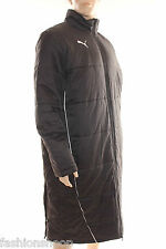PUMA Herren Trainerjacke Padded Bench Jacket , Trainer Jacke Winter Mantel , XXL