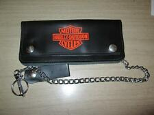 Harley Leather Wallet Knucklehead NOS