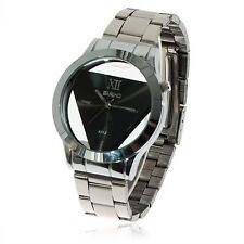 Luxury Top Brand BARIHO Stainless Steel Wristwatch Men
