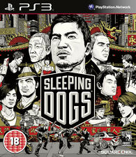 Sleeping Dogs ~ PS3 (in Great Condition)
