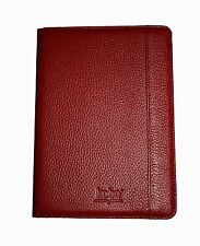 Genuine Kobo eReader Touch Book Style Leather Case Wallet Red KB-K1L-2312R-INT