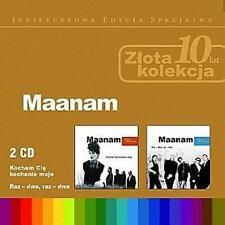 Maanam - Zlota Kolekcja (CD 2 disc) NEW