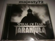 TARANTULA-Spiral Of Fear NEW 2012+1 BONUS VIDEO CLIP