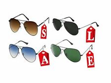 SUNGLASS AVIATOR COMBO PACK OF 4 GOGGLES With