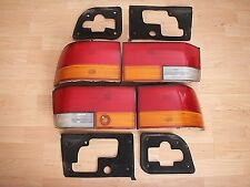 GENUINE FACTORY HONDA 92-93 ACCORD 2 DOOR COUPE REAR LEFT & RIGHT TAIL LIGHTS