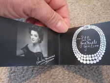 """LULU GUINNESS LIMITED EDITION PARFUM """"PUT ON THE PEARLS GIRLS"""""""
