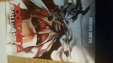 ATTACK ON TITAN Guidebook softcover plus free pin