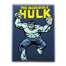 The Incredible HULK Super Hero Embroidered Iron On Applique Comic Cartoon Patch