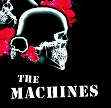 The Machines - 'The Machines' - New 16 Track CD Album - 1977 Punk Band