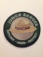 Official National Park Service Junior Ranger Patch/Badge