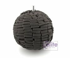Elite Foam Metal Polishing Ball - Perfect for Polishing Alloy Wheels, Engine