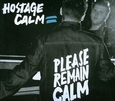 Please Remain Calm [Digipak] by Hostage Calm (CD, Oct-2012, Run for Cover...