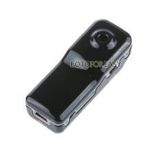 Mini DV DVR Hidden Spy Video -The World's Smallest Camera & Voice recorder MD80