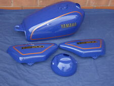 YAMAHA RS200 RS 200 MODEL TANK AND SIDE PANELS FULL PAINTWORK DECAL KIT