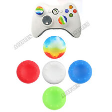 10PCS Silicone Analog Thumb Grips Cap Case Cover for PS3/4 Xbox 360/ONE ACTPLUS