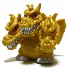 KING GHIDORAH Bandai SD Mini Vinyl Figure Showa Godzilla Kaiju Sofubi Toy Used