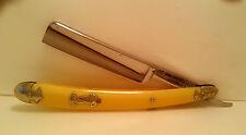 Rasoir UTICA KNIFE & RAZOR – Coupe Choux - Straight Razor – Rasiermesser