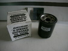 Quicksilver MERCURY Part 35-822626A 2 OIL Filtro Filter 4 Stroke Marine Boat New