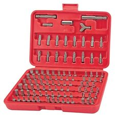 100 pc SECURITY BIT SET Screwdriver Tamper Proof Screw