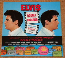 *NEW* CD Soundtrack - Elvis Presley - Double Trouble (Mini LP Style Card Case)