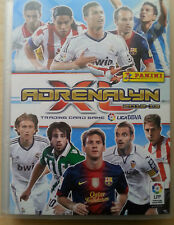 ADRENALYN XL 2012 2013  COMPLET 540 CARDS ALBUM + 11 EDICION ESPECIAL