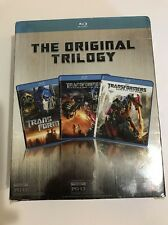 Transformers 3-Movie Set (Blu-ray Disc)
