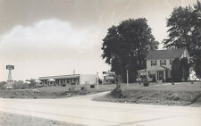 VINTAGE PHOTO OF GRAYS MOTEL   HOUSE