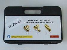 LPG Tankadapter Koffer-Set ACME + Dish + Bajonett JTG/Icom M12
