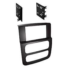 High Grade Dash Kit Dodge Ram 2002-2005 Double DIN Stereo Install Black