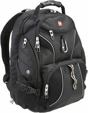 SwissGear SA1923 ScanSmart Laptop School Backpack/Book Bag- Black -- New