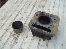 1986 HONDA ATC 250SX ENGINE JUG CYLINDER WITH PISTON