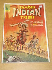 FAMOUS INDIAN TRIBES #2 VF+ (8.5) DELL COMICS JULY 1972