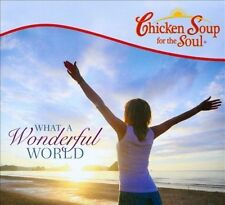 Chicken Soup For The Soul: What a Wonderful World [2-CD Music Set]