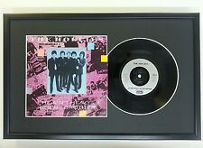 "Vinyl Record Display Frame for 7"" Single"