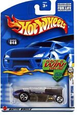 2002 Hot Wheels #48 First Edition Rocket Oil Special