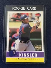 2006 Fleer Tradition #146  Ian Kinsler RC Tigers  MINT