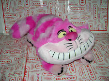 NWT DISNEY STORE ALICE IN WONDERLAND CHESHIRE CAT STUFFED PLUSH TOY DOLL 13""