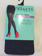 ASSETS Red Hot Label by SPANX Over-The-Knee Tights FH2815 Gray Sz 1 New