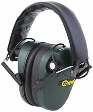 LOW PROFILE Gun Shooting Range Ear Protection Electronic Muffs Caldwell E-Max