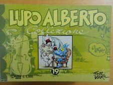 LUPO ALBERTO Collezione n°19 1997 (comprende 55-56-57)  [G.107A]