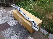 Mittelschalldämpferersatzrohr BMW M3 E46 NEU Sportauspuff Auspuff Abgasanlage