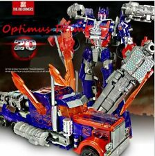 XMAS - TRANSFORMERS OPTIMUS PRIME MECHTECH HASBRO ROBOT TRUCK CAR ACTION FIGURE