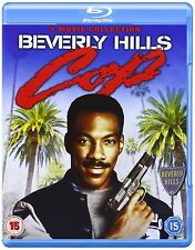 BEVERLY HILLS COP Complete Trilogy Collection Blu Ray BoxSet Part 1 2 3 Original