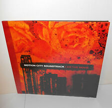 MOTION CITY SOUNDTRACK i am the movie Lp SEALED Record with VINYL BONUS TRACK