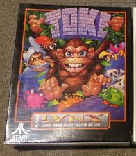 Toki Atari LYNX Game New in the Box