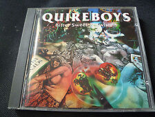 Quireboys - Bitter Sweet & Twisted CD SPIKE & TYLAS HOT KNIVES DOWN N OUTZ
