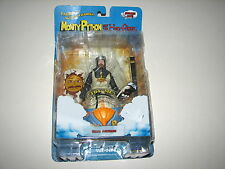 Monty Python and the Holy Grail Talking Action Figure King Arthur MOC New 2003